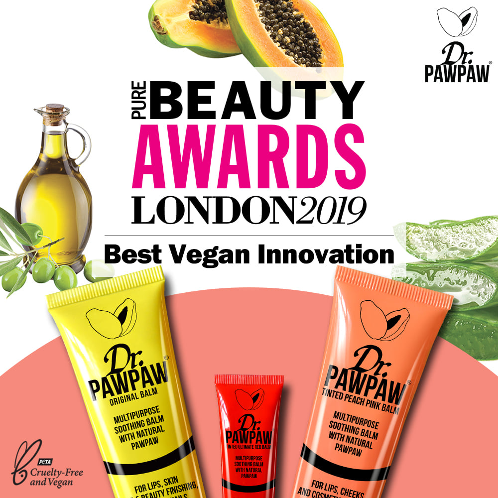 [Dr.PAWPAW] 'Best Vegan Innovation' Winner 기념 43%할인